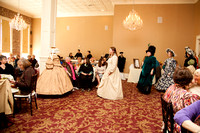Chestnut Square Historical Village Annual Fashion  Show and Luncheon 2015