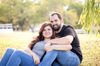 Elise and Dylan's Engagement Portraits