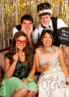 VAHS Prom Groups and Photobooth